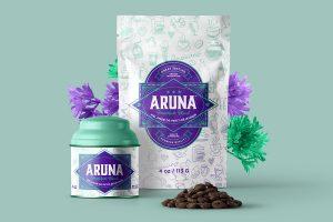 Aruna - Behance Display6a