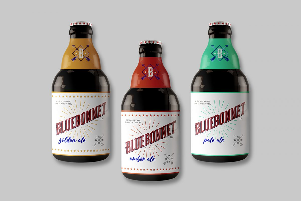 Bluebonnet - Bottles NEW